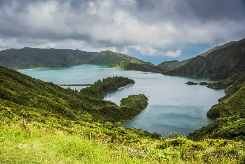 Your Azores itinerary will consist of incredible vistas.