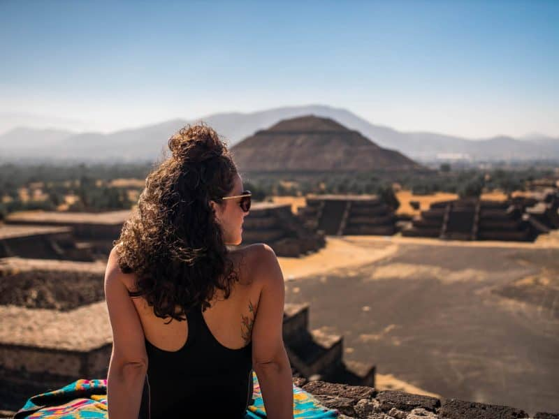 Loved visiting Teotihuacan on my Mexico City itinerary