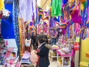 During your 3 days in Mexico City, you have to check out all the markets.