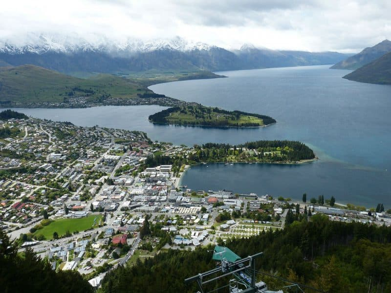 Queenstown itinerary is incomplete without seeing its iconic beauty