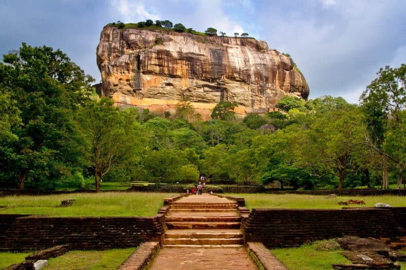 With 3 weeks in Sri Lanka, Sigiriya is a must.