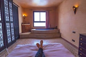 Surf Berbere Surf Camp accommodation in Taghazout