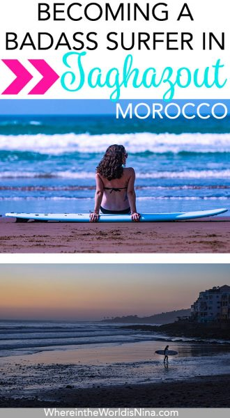 finding a surf camp in taghazout, morocco