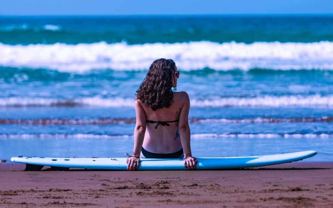 Finding a surf camp in Taghazout, Morocco.