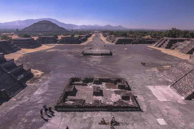 Teotihuacan is a must with your 3 days in Mexico City.