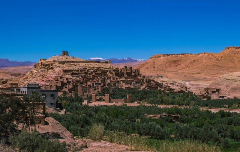 Out of all things to do in Ouarzazate, Ait Benhaddou was actually my least fav.