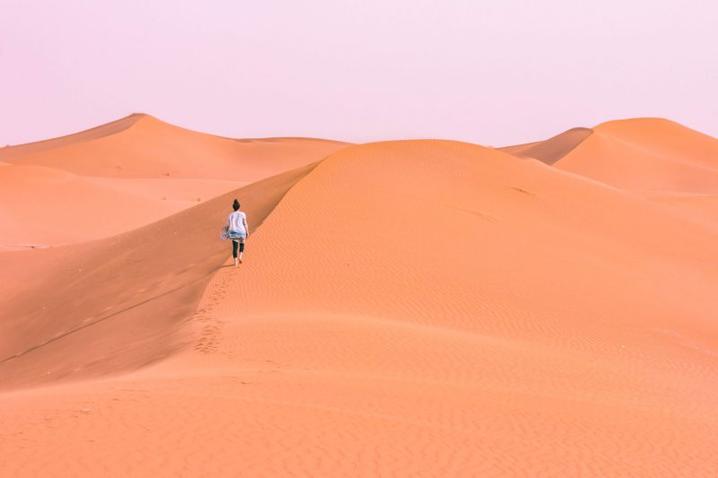 A desert trip is definitely worth it so make sure to add it to your Morocco budget!