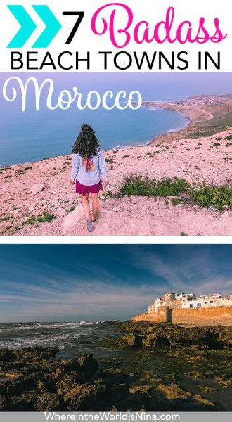 7 Best Beaches in Morocco for Surfers and Professional Beach Bums