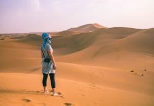 Morocco Desert Tour to Erg Chigaga: Camping in the Sahara Desert