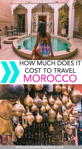 Is Morocco Cheap? Here's a Morocco Budget Breakdown