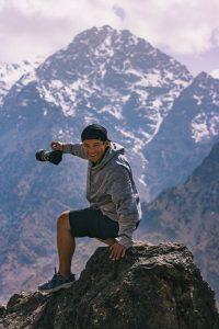 Trekking in Imlil is pretty epic!