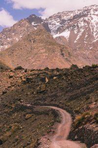 Toubkal National Park has trekking trails.