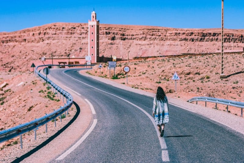 A good tip for Morocco: Take a road trip!
