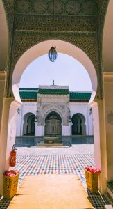 A good Morocco tips to know is that mosques only allow Muslims inside.