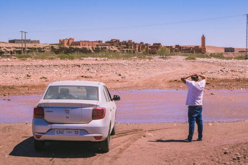 Use these tips for driving in Morocco.