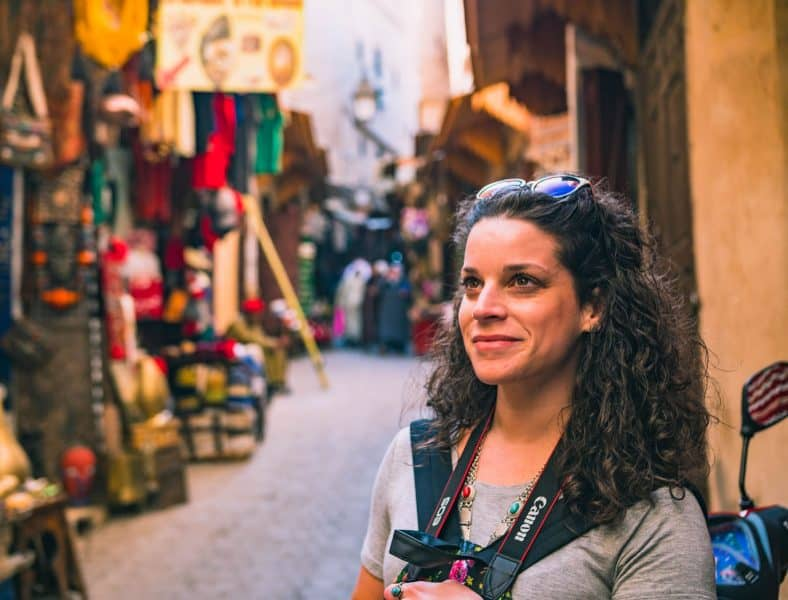 Solo female Morocco tips that you need for your trip!