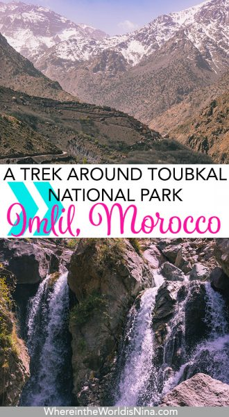 Toubkal National Park: An Easy Trek Around Imlil, Morocco