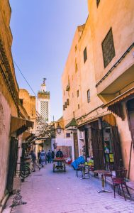 Morocco makes it on the list of cheapest countries to visit in the Middle East.