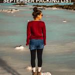 Iceland September Packing List