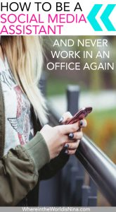 How to Be a Social Media Assistant and Never Work in an Office Again