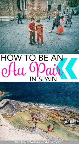 How to Be an Au Pair in Spain + Tips for Getting a Job