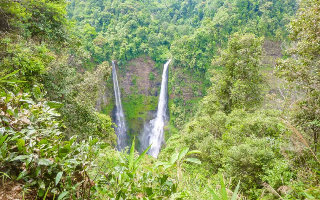 Thing to Do in the Bolaven Plateau: Laos' Waterfall Haven