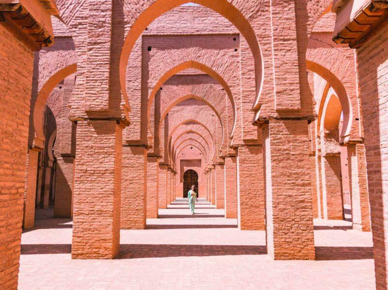 Tin Mel Mosque.