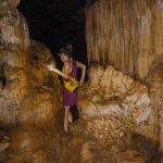 Caving in Vang Vieng