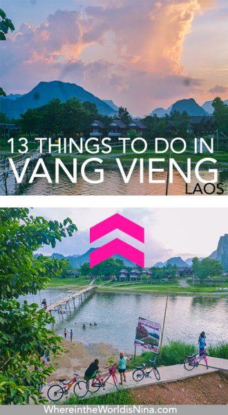 Vang Vieng Pin
