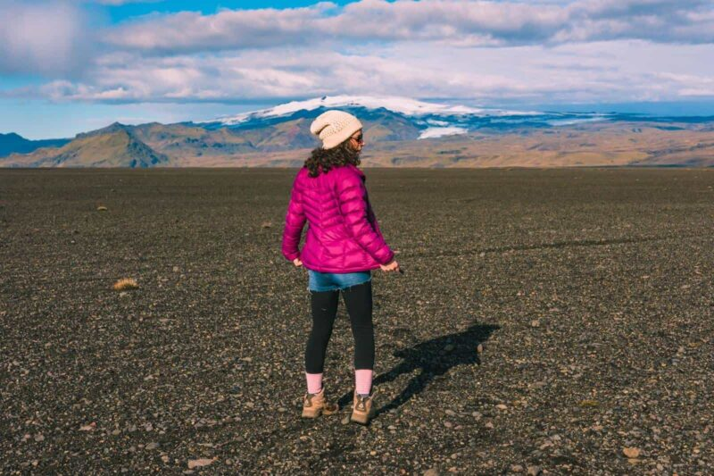 What to wear in Iceland packing list