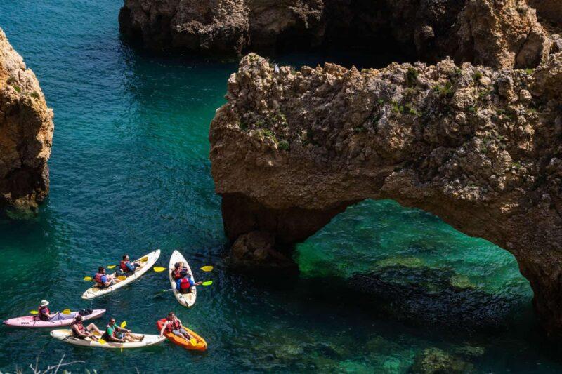 11 Adventurous Algarve Tours Worth Taking (Including the Benagil Cave tour!)