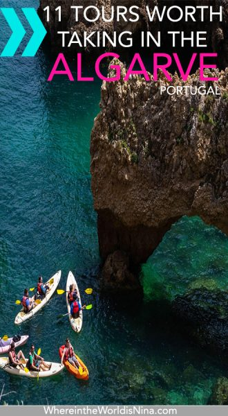 11 Adventurous Algarve Tours Worth Taking (Including the Benagil Cave tour!)