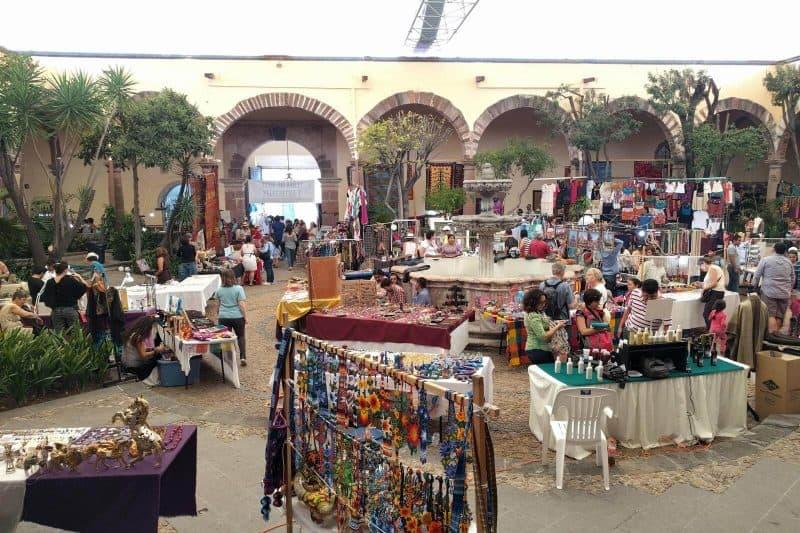 Artisan Market in San Miguel de Allende Mexico