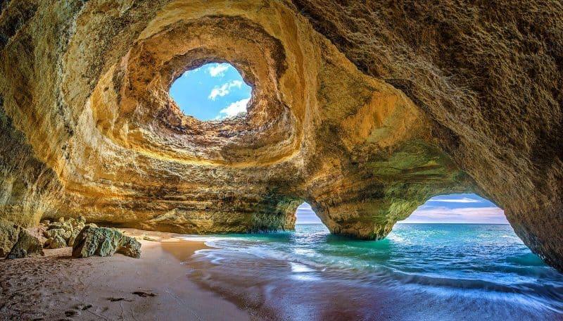 Benagil cave tour