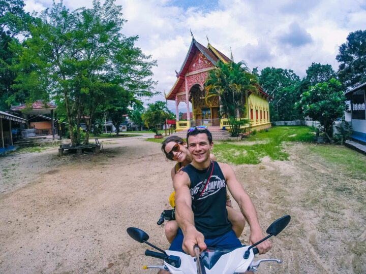 Driving in Pai