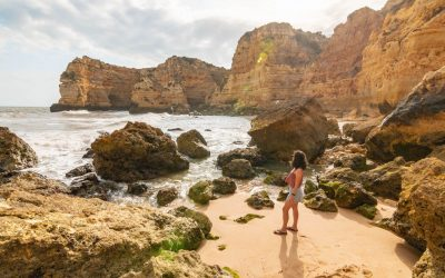A Perfect 3-7 Day Algarve Itinerary: Hike, Surf + Beach Bum! (Portugal)