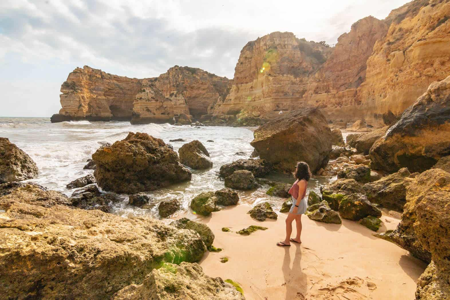 A Perfect 3-7 Day Algarve Itinerary: Things to do in the Algarve, Portugal