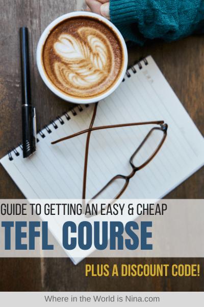 Best Online TEFL Course
