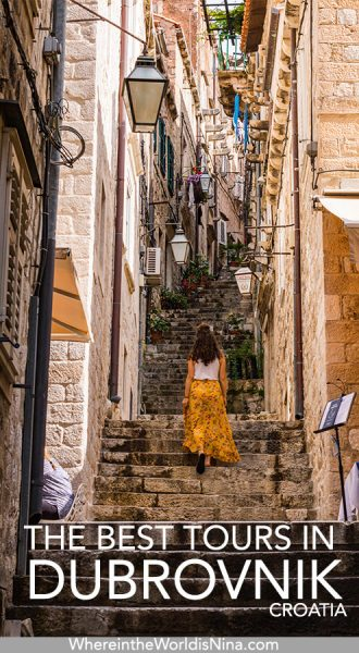 13 Dubrovnik Tours & Day Trips to Make the Most of Your Visit (Croatia)