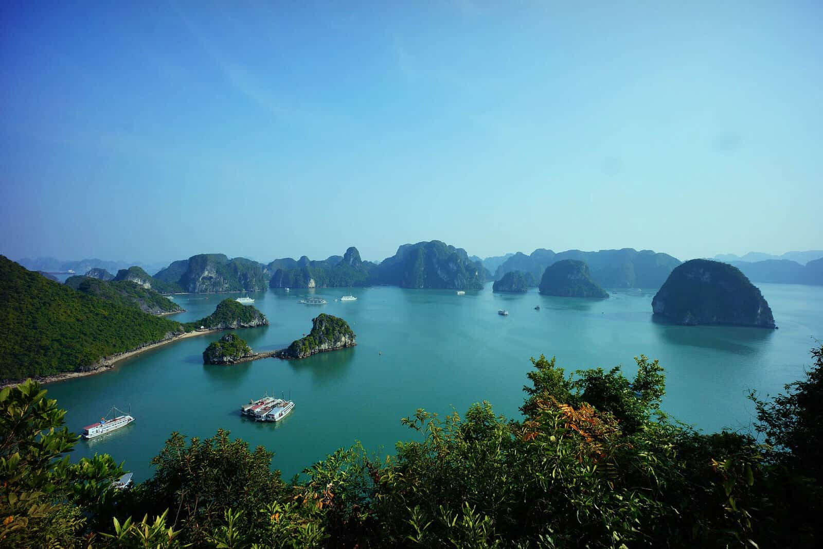 A Two Week Vietnam Itinerary: Beautiful Bays to Epic
