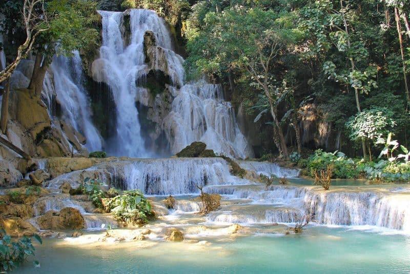 luang prabang laos unesco heritage