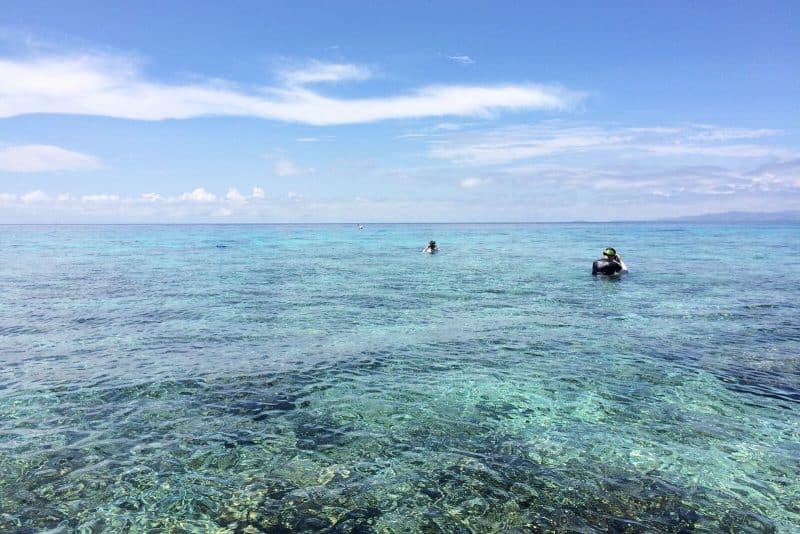 Philippines Honda Bay Snorkeling