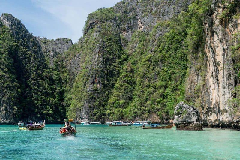 Thailand Phuket Koh Phi Phi