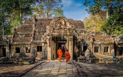 Your Itinerary and Guide to Backpacking Cambodia