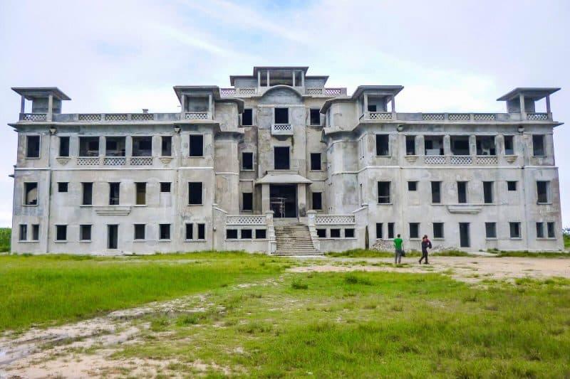 Bokor hill tour Cambodia