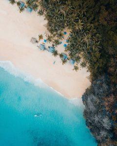 Secluded Beach in El Nido