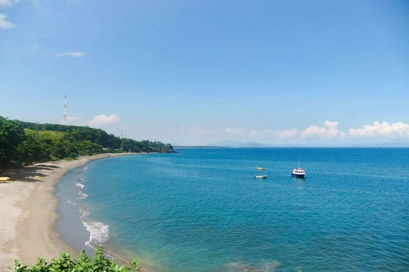 Senggigi beach Indonesia
