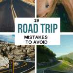 19 Road Trips Tips