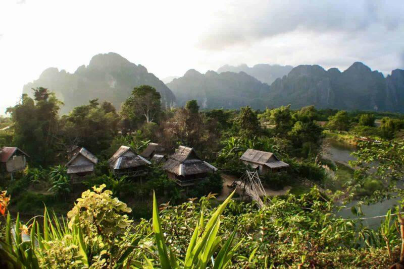 Laos view