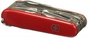 swiss knife - travel accessory